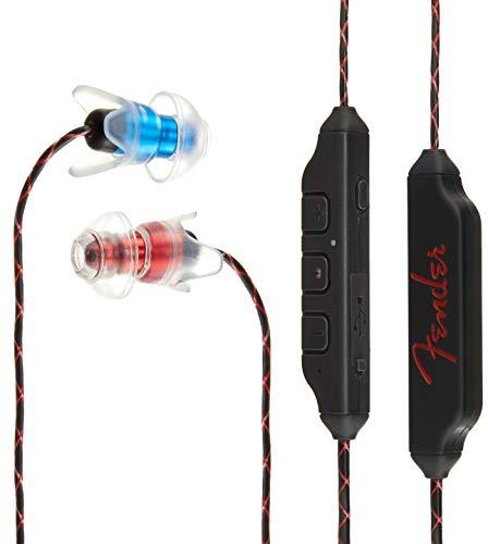 Fender Puresonic - Auriculares, negro