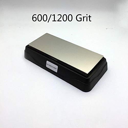 Z-NING Afilador de Cuchillos Cocinero de Cocina Cuchillo 80-3000 Afilado de Diamante Afilado Afilador de Piedra Sistema de Tijeras, como Foto