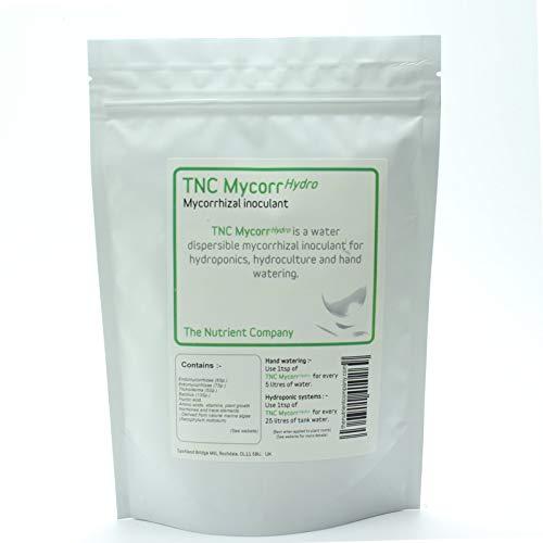 TNC MycorrHydro - Inoculante soluble de hongos micorrízicos con bacterias y Trichoderma (600g)