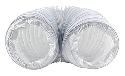 150mm / 1m Abluftschlauch PVC Flexibel Schlauch für Klimaanlagen - Dunstabzugshaube - Trockner