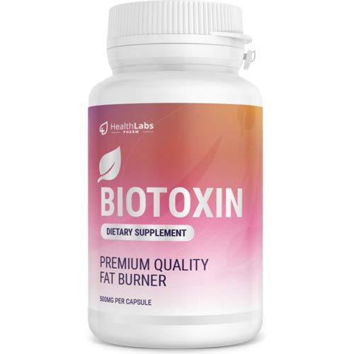 ONEBRAND - BIOTOXIN - Premium Quality Fat Burner - Weight Loss