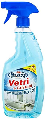 MAURY'S Spray 750ml Vetri Cristalli