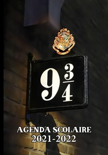 Agenda Scolaire 2021-2022: Joli Planificateur Journalier 1 Jour Par Page   Organiseur Scolaire 11 Mois (Septembre 2021 / Juillet 2022) Pour Étudiants Collège, Lycée   A5