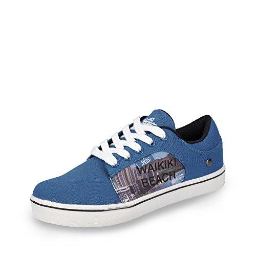 Lico Sneaker Chaussures élégantes California Blue, Taille:36