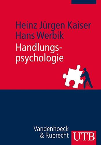 Handlungspsychologie: Eine Einführung