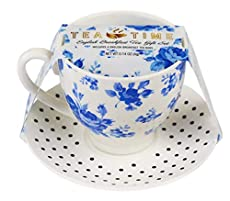 Image of Thoughtfully Gifts Tea. Brand catalog list of Thoughtfully.