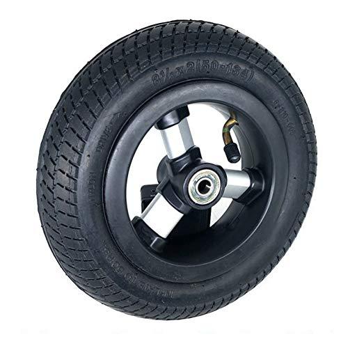 housesweet Kinderwagen Hinterrad Schlauch Reifen Außen Innenreifen Baby Dreirad Rad Luftreifen 8 1 / 2x2 (50-134) 8 5 Zoll
