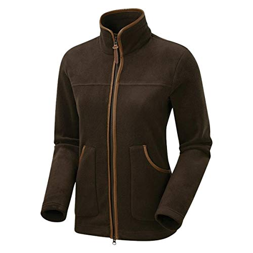 Shooterking Performance Fleece Jacke Damen Braun - Braun, XS