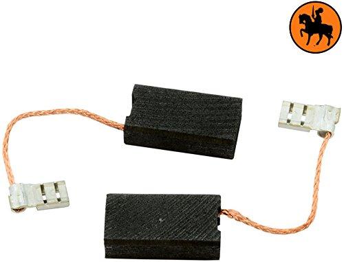 Kohlebürsten für BOSCH GKS 54 Säge -- 6,3x12,5x22mm -- 2.4x4.7x8.7''