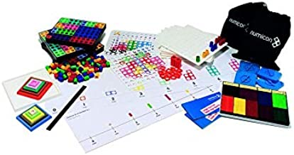 Numicon: Firm Foundations Starter Apparatus Pack