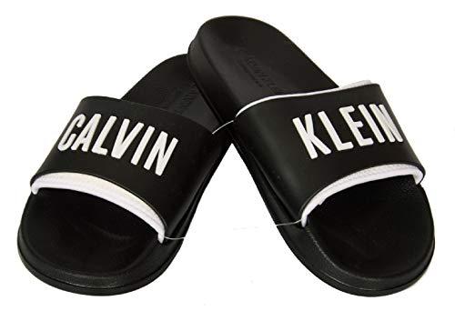 Calvin Klein Zapatilla Hombre Swimwear CK artículo KM0KM00495 Slide