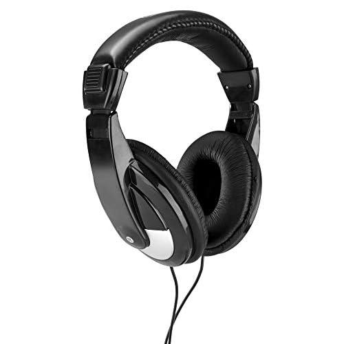 Cuffia DJ cablata 105dB, 40-16000Hz