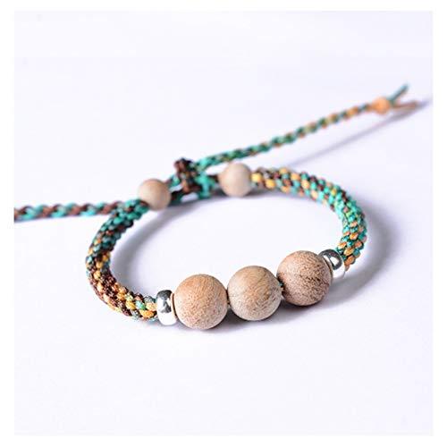 GKJ Bracelet Anti-Moustique, Réutilisable, Taille Réglable,