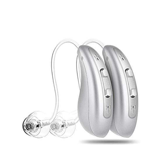 充電式集音器 補聴器 高齢者の集音器 雑音除去 中度難聴者向け