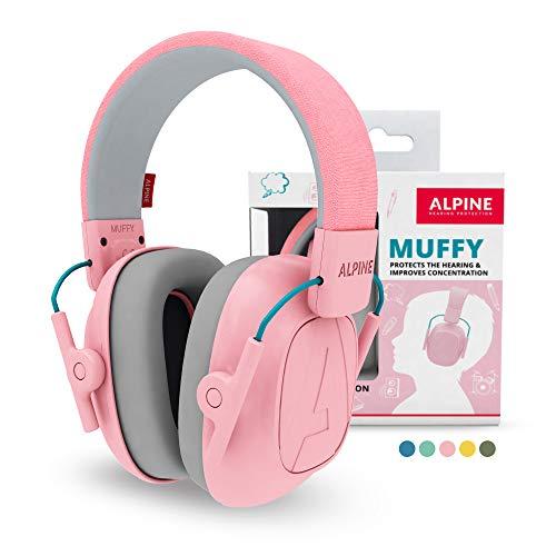 Alpine Muffy Lärmschutz Kopfhörer Kinder - Ohrenschützer für Kinder bis zu 16 Jahren –...
