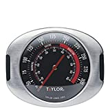 Best Oven Thermometers - Taylor TYPTHOVENSS Pro Oven Thermometer with Hanging Clip/Stand Review