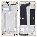 WANGZHEXIA Repuestos móviles Placa de Bisel de Marco LCD de Carcasa Frontal para BQ Aquaris U Lite