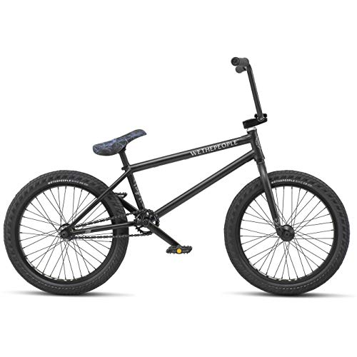 Fantastic Prices! We The People Crysis 20 2019 Complete BMX Bike 20.5 Top Tube Matte Black