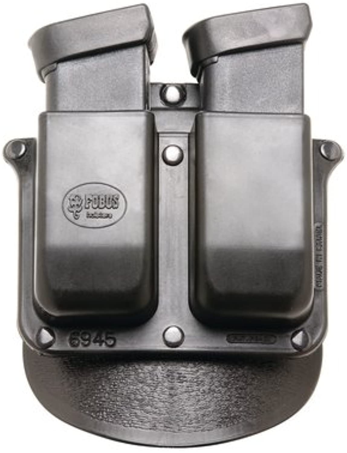 Paddle Double Magazine Pouch For Stack .45 and 10mm