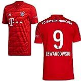 adidas FCB FC Bayern München Trikot Home Heimtrikot 2019 2020 Kinder Lewandowski 9 Gr 164