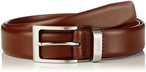 Joop! Herren 7029 JOOPCOLL.Belt 3,5 cm/NOS Gürtel, Braun (Cognac 55), 105