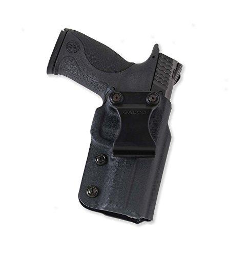 Galco Triton Kydex IWB Holster Black Right Hand Glock 19, 23, 32