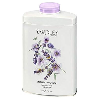 English Lavender by Yardley Perfumed Talcum Powder 200g