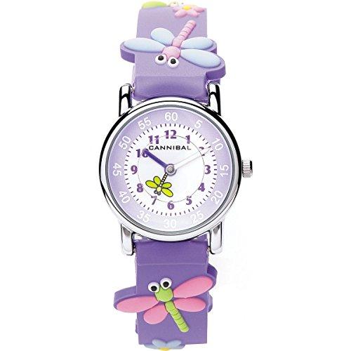 Cannibal Kinder-Armbanduhr Analog Resin violett CK198-16