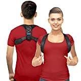 Posture Corrector for Men and Women - Upper Back Brace Straightener with...