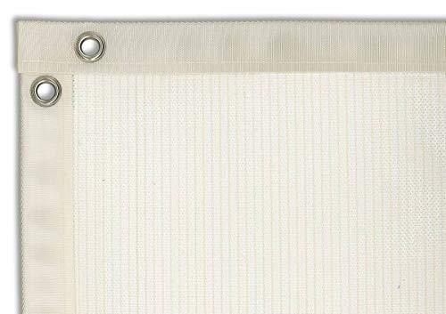 Balkondoek Comfort Shadow Comfort 0.75m x3.00m Mineral White