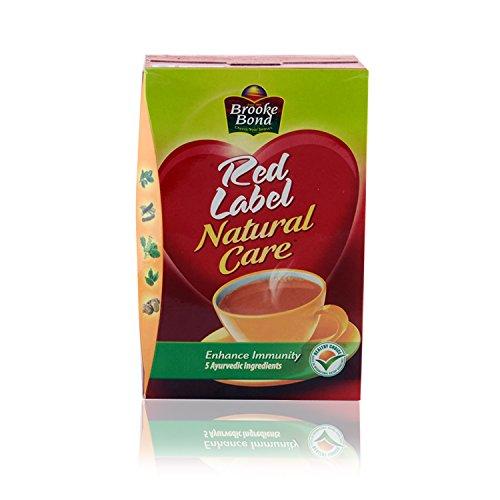 Brooke Bond Red Label Tea - Natural Care, 500g Carton
