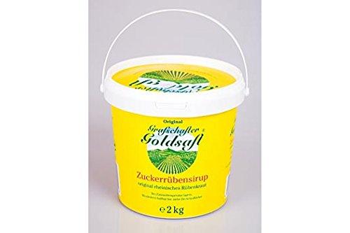 Zuckerrübensirup - Zuckerrübenkraut, Grafschafter, 2 kg