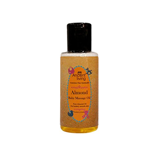 Ancient Living Almond Baby Massage Oil (100 ml)