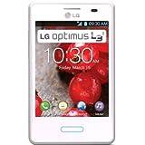 LG E430 OPTIMUS L3 II 3.2' SMARTPHONE VODAFONE ITALIA WHITE