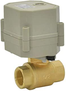 'Motor–Válvula de bola MS 230V DN203/4ARF 2Vías devolución automática