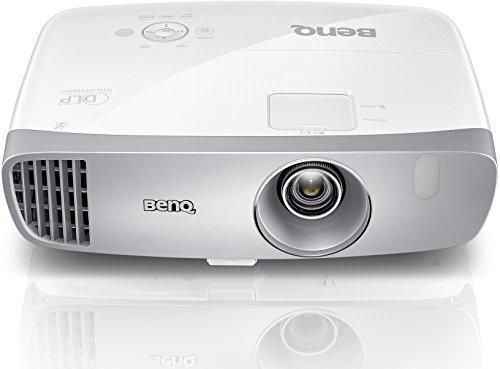 BenQ W1110 Proiettore DLP, Ruota Colori a 6 Segmenti, Bassa Rumorosità, Bianco [Vecchio Modello]