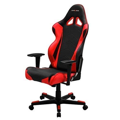 DXRacer Gaming Stuhl, OH/RE0/NR, R-Serie, schwarz-rot, das Original von DX Racer