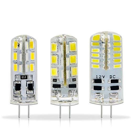 HHF LED Bulbs Lamps, G4 G9 LED Bulbo del maíz SMD 2835 3014 DC 12V AC 220V 1W 3W 5W 7W Colgantes Luces de Bulbo de la lámpara LED Reemplazar halógeno Bombillas