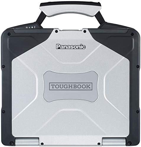Panasonic Toughbook CF-31, i5 3rd Gen, 13.1″ XGA Touchscreen, 8GB, 240GB SSD, Windows 10 Pro, WiFi, Bluetooth, GPS, DVD Multi Drive, 4G LTE (Renewed)