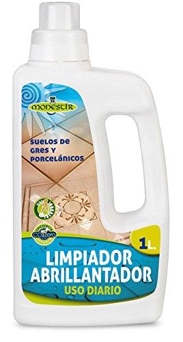 LIMPIADOR ABRILLANTADOR SUELOS GRES - PORCELANICOS 1L