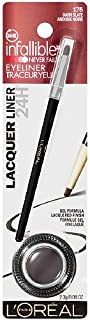 L'Oreal Infallible Lacquer Liner 24H, 175 - Dark Slate  (Pack of 2)