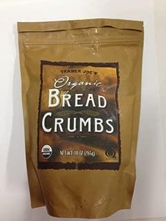 organic bread crumbs trader joe's