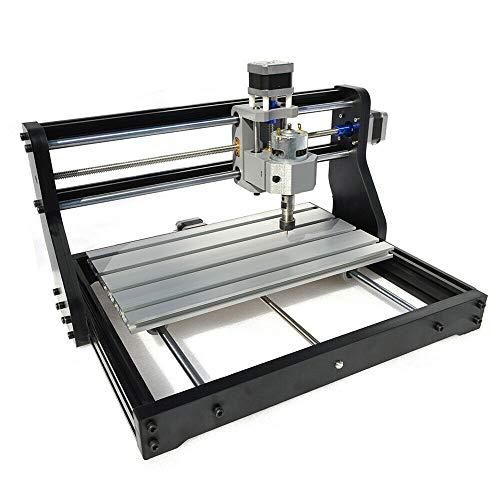 Engraver Carver 3018 - Fresadora de 3 ejes con controlador OFfline GRBL (300 x 180 mm)