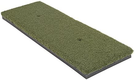 """Real Feel Golf Mats The Original Country Club Elite Hitting Strip 10""""x30"""" Indoor Outdoor Use"""