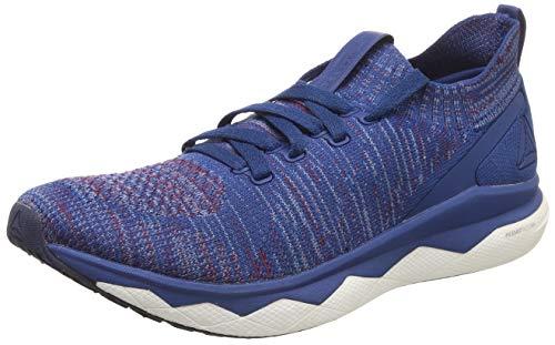 Reebok Floatride RS Ultk, Zapatillas de Trail Running para Hombre, Multicolor (Bnkr Blue/Rstc Wne/Blue Slate/Sklg Gry/Col 000), 40.5 EU