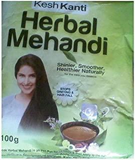 Patanjali Kesh Kanti Herbal Mehandi, 100g