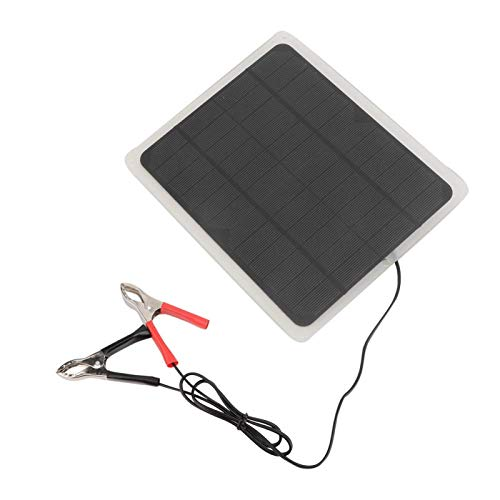 USB Ports 5W 12V Solar Charger Solar Panel Battery Charger Portable Foldable High Conversion Rate 5W 12V Lightweight for Cell Phones,Iphone,iPad