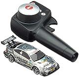 SIKU 6824, DTM Mercedes-AMG C-Coupé, Ferngesteuertes Spielzeugauto, 1:43, Silber, Metall/Kunststoff, Inkl. Fernsteuermodul und Akku