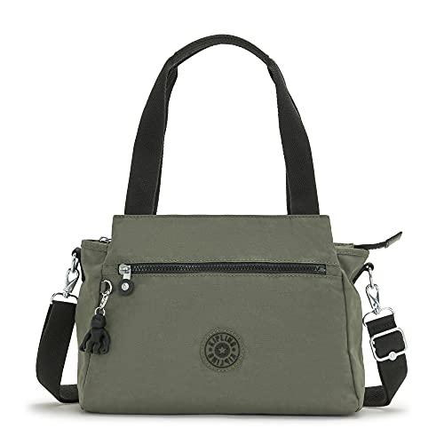 Kipling Elysia Handbag Green Moss