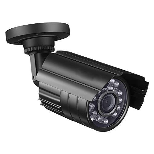 Preisvergleich Produktbild YANGSANJIN 1080P Außen Bullet Überwachungskamera IP66 Metallgehäuse 4in1 TVI / CVI / AHD / CVBS IR LEDs 20M Nachtsicht